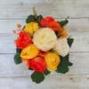 Kép 3/3 - Narancssárga virágbox - mini
