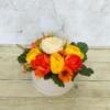 Kép 1/3 - Narancssárga virágbox - mini