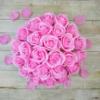 Kép 3/3 - Pink rózsabox - deluxe - 26 szálas
