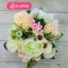 Kép 4/4 - Illatos krémszínű virágbox - mini
