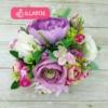 Kép 2/3 - Illatos virágbox lila - mini