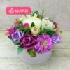 Kép 1/3 - Illatos virágbox lila
