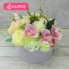 Kép 1/3 - Illatos krémszínű virágbox