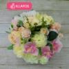 Kép 2/3 - Illatos krémszínű virágbox