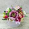 Kép 1/3 - Lila virágbox - mini